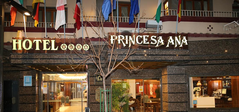 Hotel M.A Princesa Ana